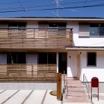 三世代で住む木の家