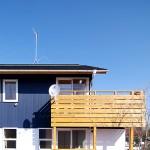 青空の見える家