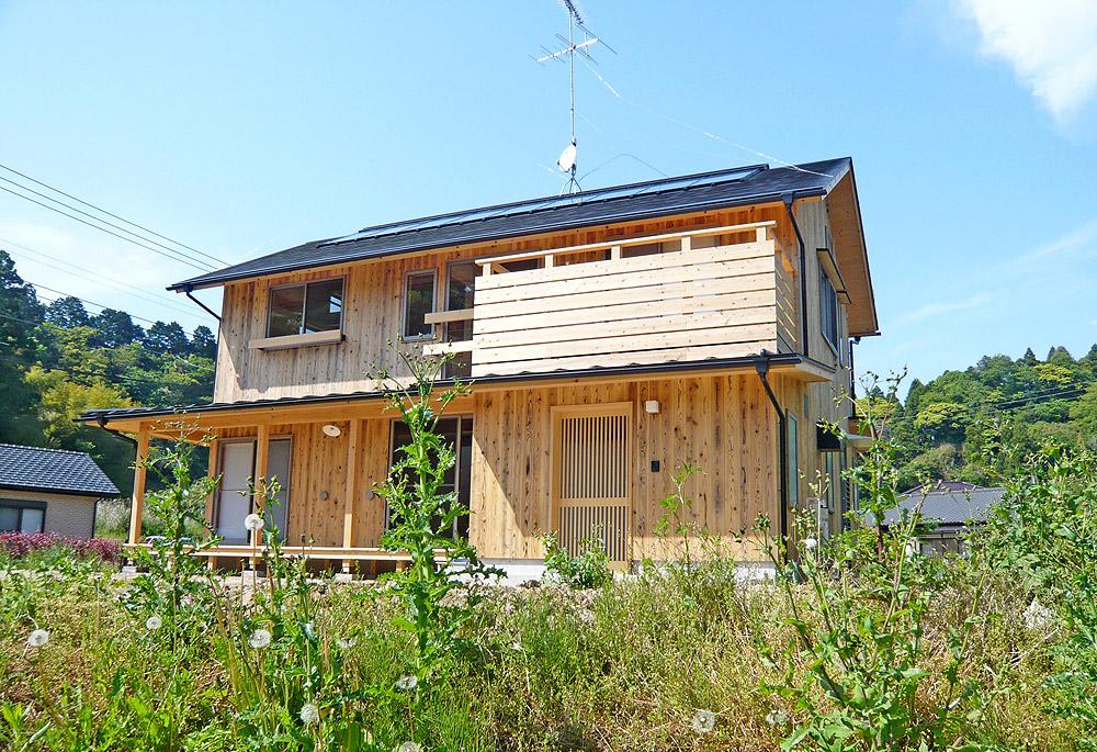 自給自足の海の家