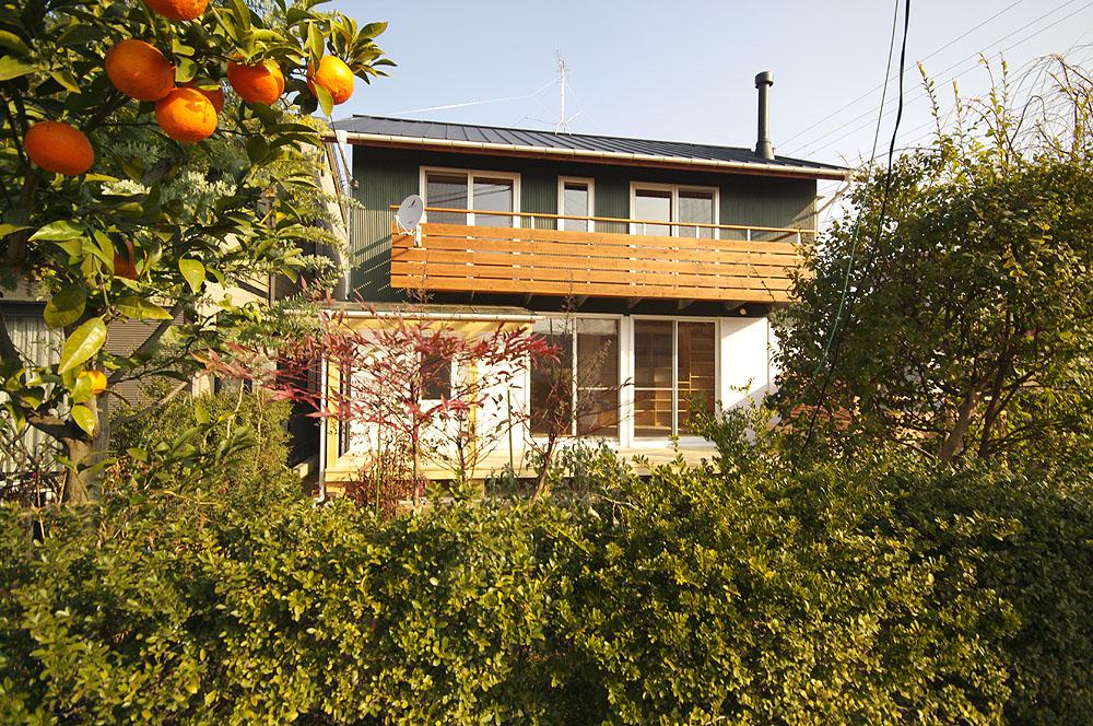 四季を楽しむ家
