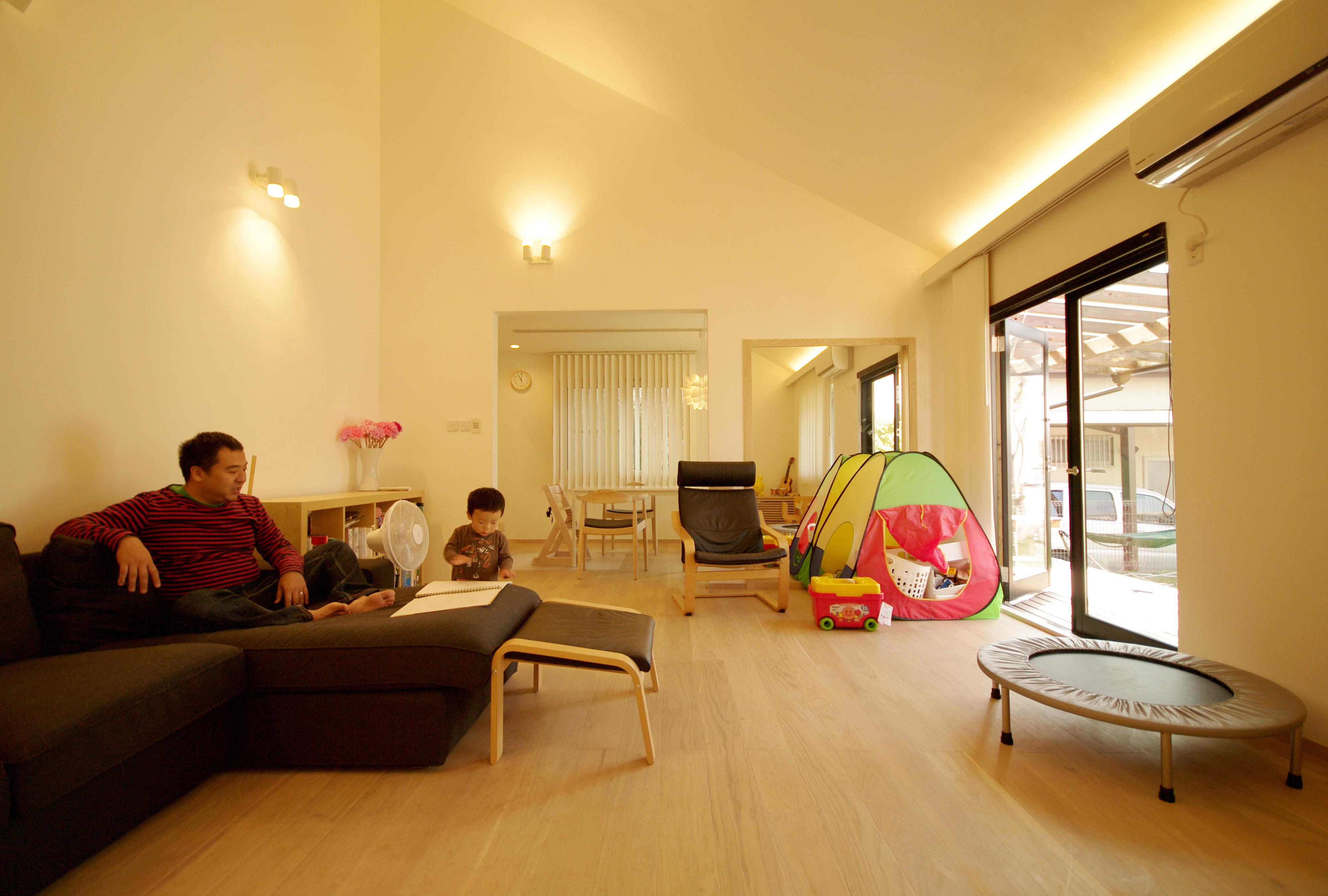 北欧スタイルとパッシブデザインを追求した理想の家