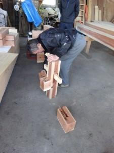 木組み 仕口