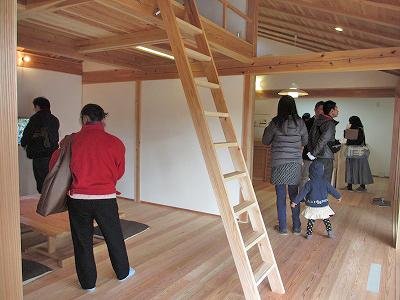 「佐倉の平屋」 完成しました …続きです。