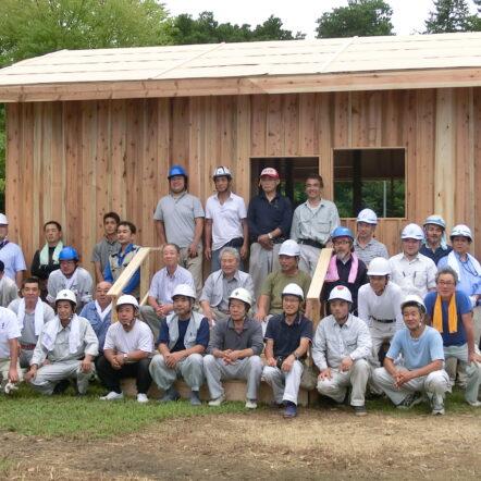 木造仮設訓練2