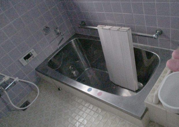 浴室リフォーム工事、断熱