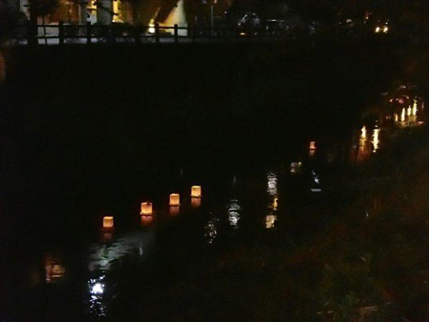 坂川献灯まつり