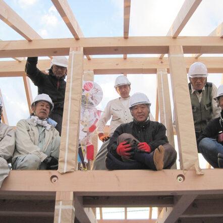 タケワキ住宅建設の木の家づくりの強み