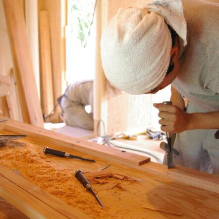 木の家づくりや素材へのこだわり