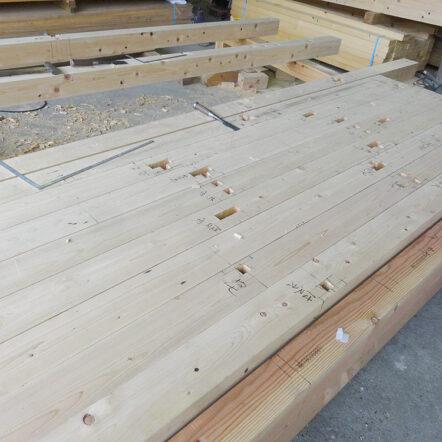 使用している木材の種類について
