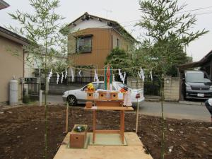 20111104津久井様地鎮祭